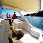 Navegando Lancha sunseeker martinique 39