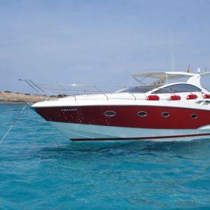 Navegando Astondoa 40 Yate Alquiler en Ibiza
