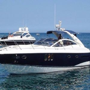 Navegando Absolute 45 Lancha Alquiler en Ibiza