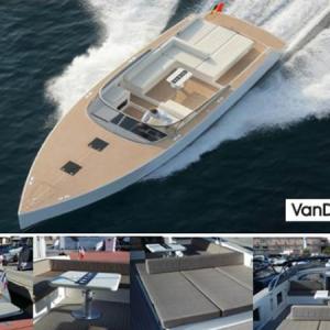 Navegando Van Dutch 40 Yate Alquiler en Ibiza