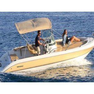 Navegando Key Largo 20 Barco Alquiler en Ibiza