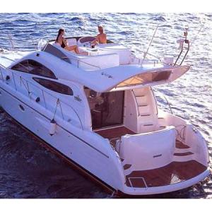 Navegando Majestic 460 Yate Alquiler en Ibiza