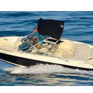 Navegando Monterey 214 FS Lancha Alquiler en Ibiza