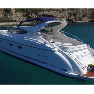 Navegando Neptumus 41 Sport Lancha Alquiler en Ibiza