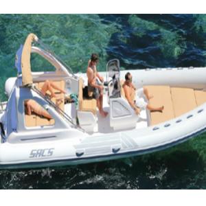 Navegando Sacs Dream Luxe 25 Barco Alquiler en Ibiza