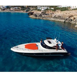 Navegando Baia Aqua 54 Barco Alquiler en Ibiza