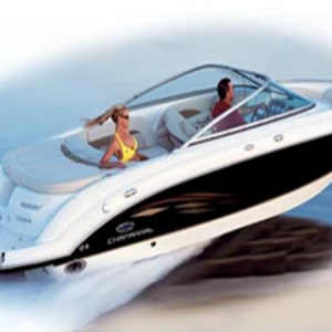 Navegando Chaparral 256 Barco Alquiler en Ibiza