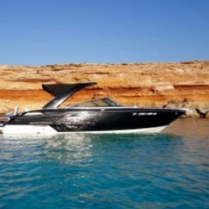 Navegando Monterey 278 SS Barcos Alquiler en Ibiza