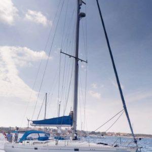 Oceanis 500 Velero Alquiler en Ibiza
