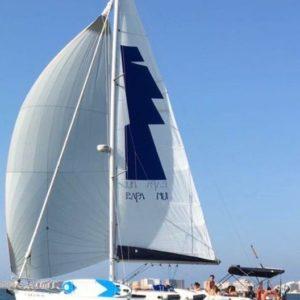 Alquilar velero Ibiza